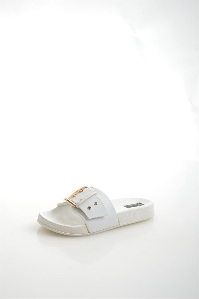 женские пантолеты marco bonne', белые