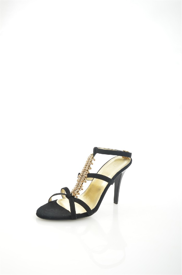 женские босоножки на каблуке giotto, черные