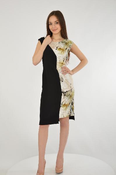 Платье MADEMOISELLE CHI CHI павлово посадский шелк