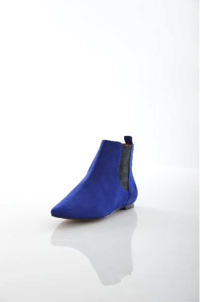 женские ботильоны schutz, синие