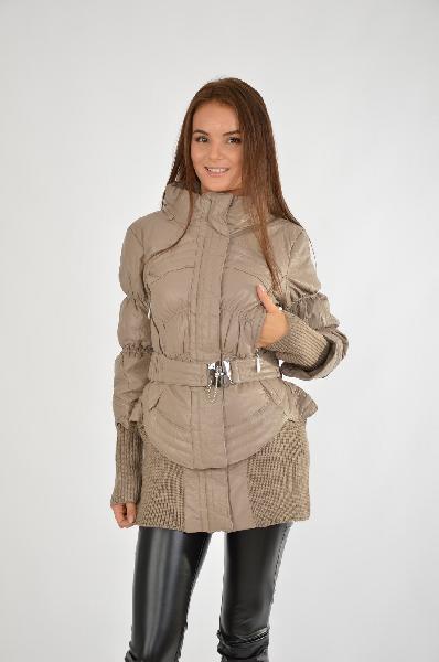 Купить Куртка TOTEM, Бежевый, Полиэстер, ВЕСНА/ОСЕНЬ, Осень-зима