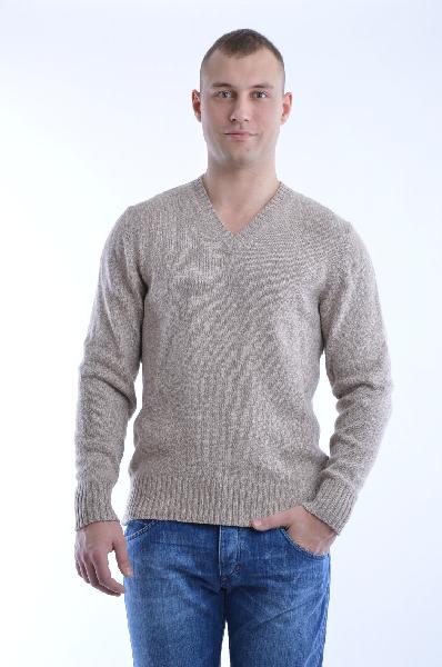 мужской свитер guess by marciano, бежевый