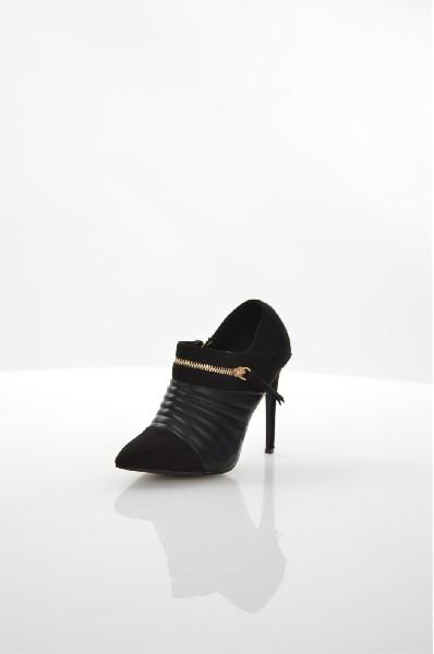 Фото - Ботильоны Fiori&Spine черного цвета