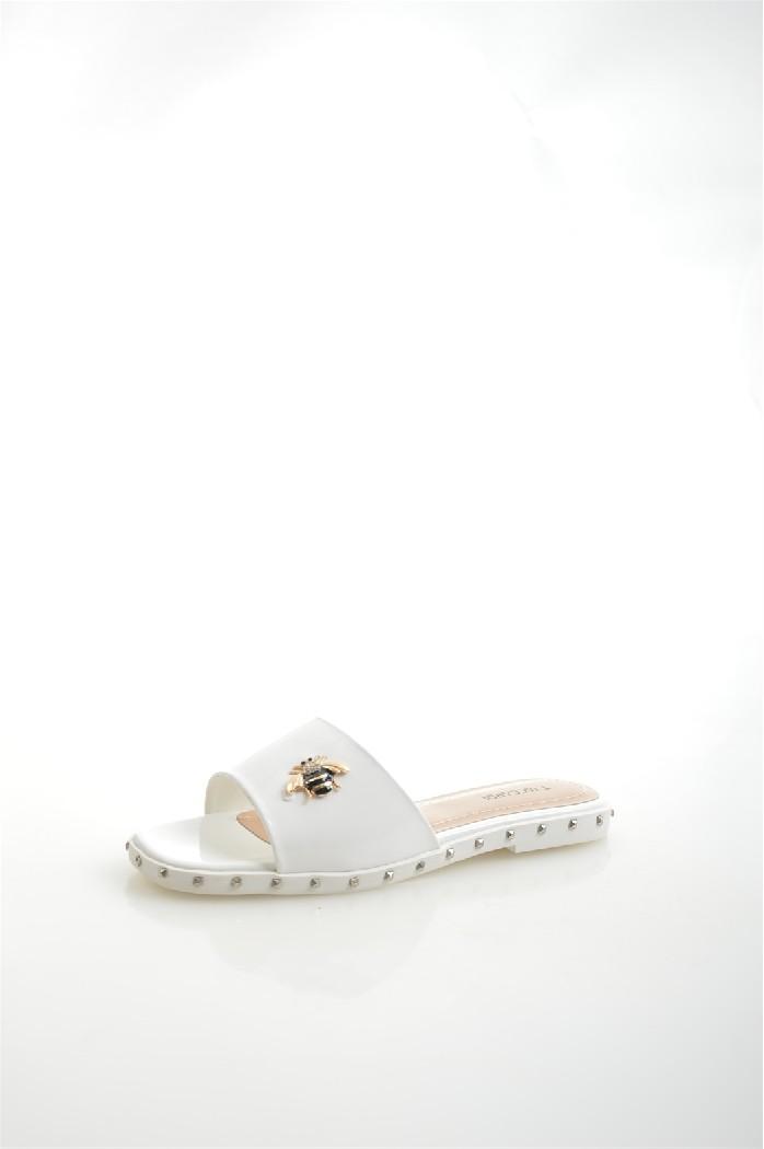 женские пантолеты t.taccardi, белые
