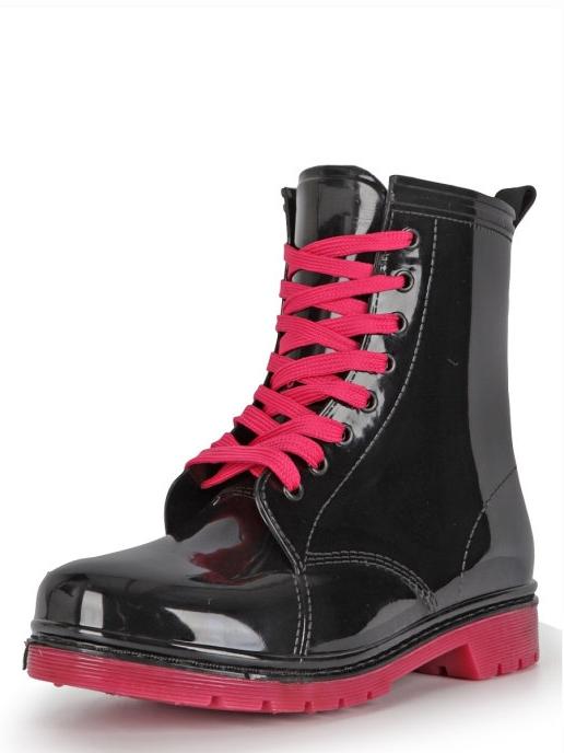 Резиновые ботинки КОРОЛЬ ДЕРЕВА TREND