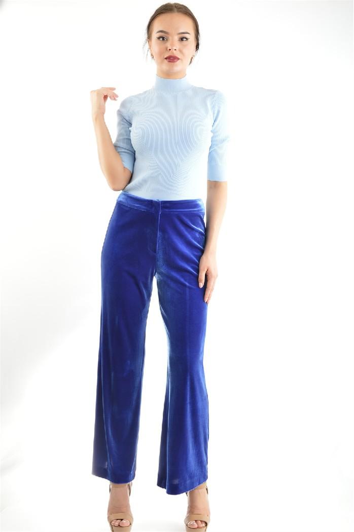 Расклешенные брюки BGN фото