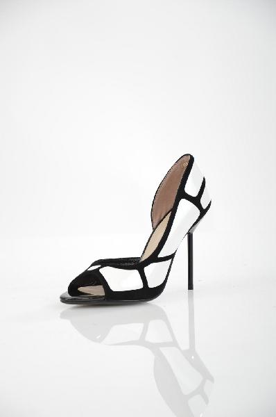 женские туфли на каблуке vitacci, разноцветные