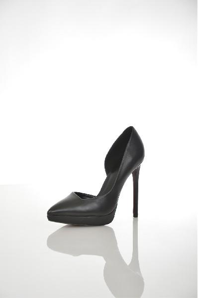 женские туфли на каблуке aldo, черные
