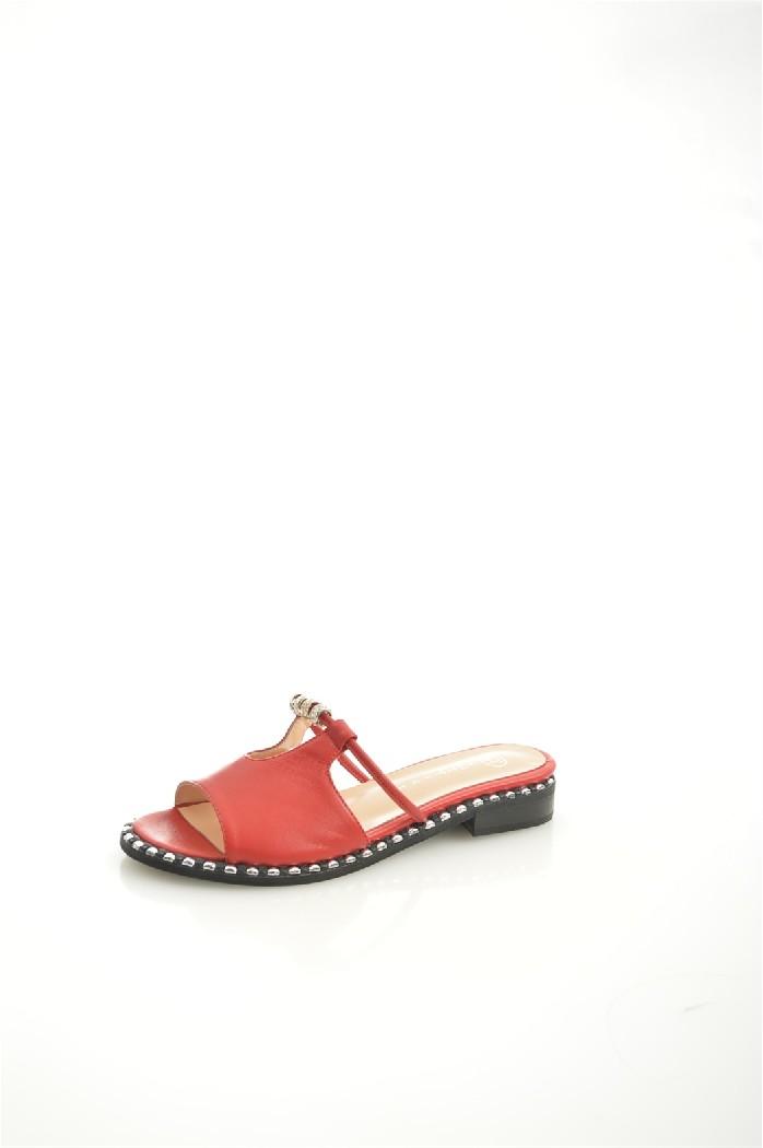 женские пантолеты lottini, красные