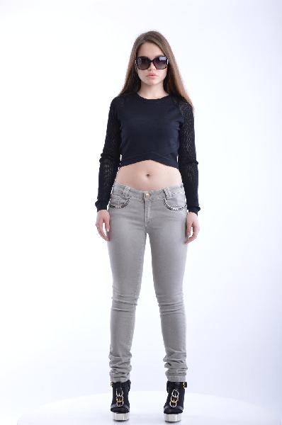 BETWOIN Джинсовые брюки