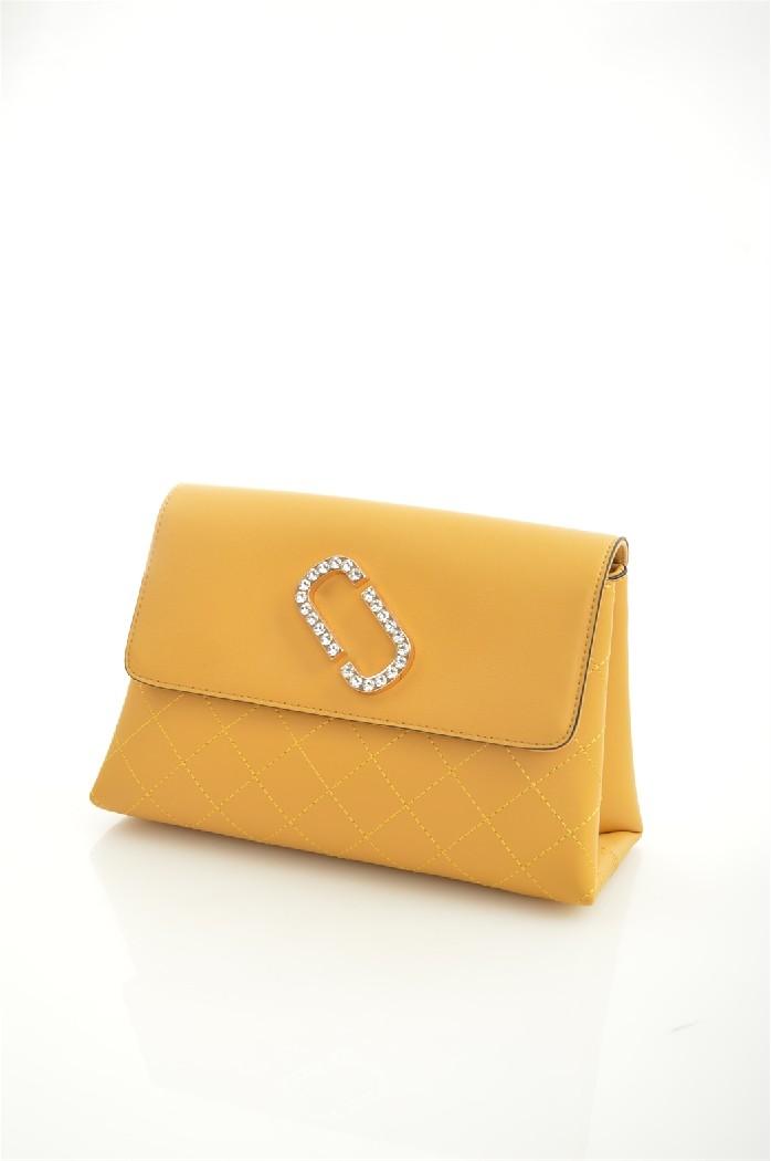 женская сумка baggini, песочная