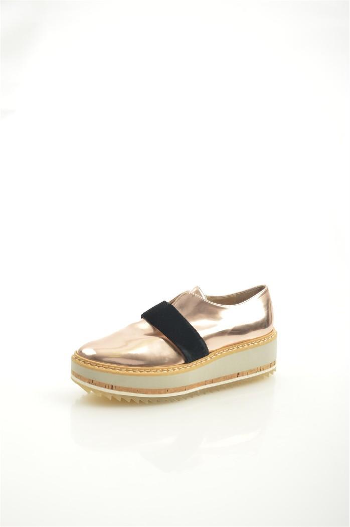 женские ботинки на каблуке vicini tapeet, розовые