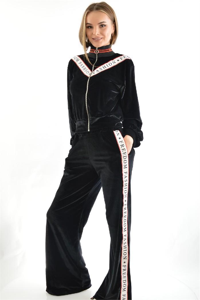 женский костюм rinascimento, черный