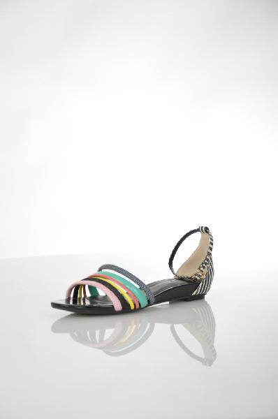женские сандалии aldo, разноцветные