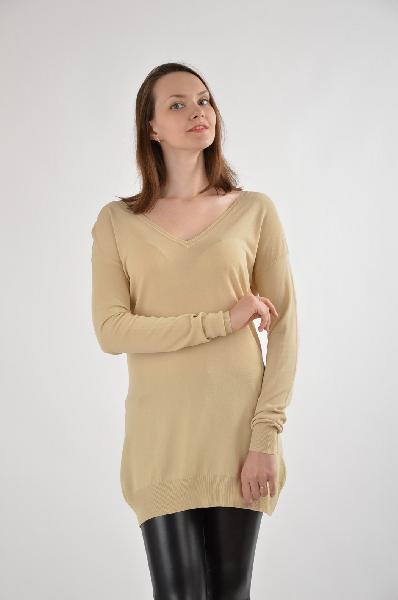 женский свитер guess by marciano, бежевый