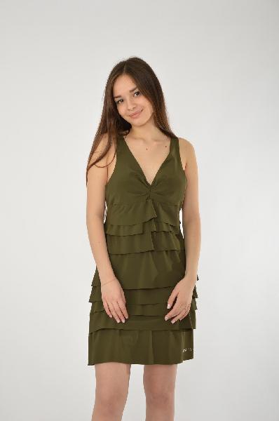 женское платье nana baila, зеленое