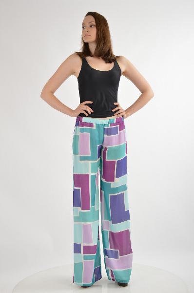 женские брюки patrizia pepe, разноцветные