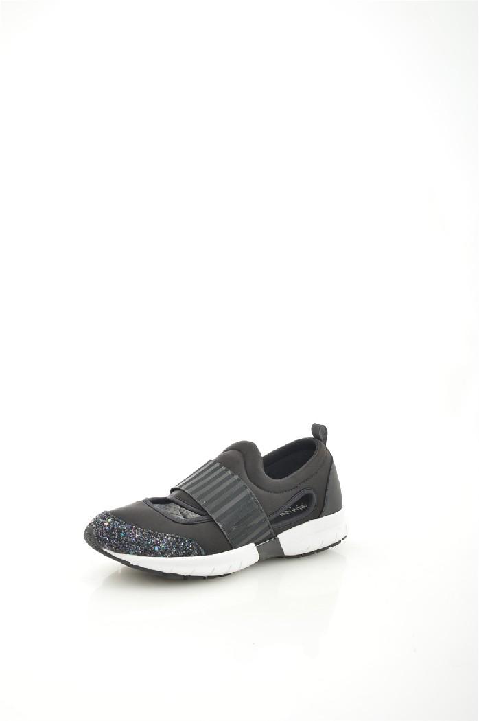 женские кроссовки armani jeans, черные