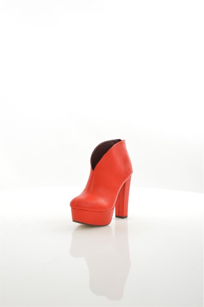 Фото - Ботильоны Fersini красного цвета