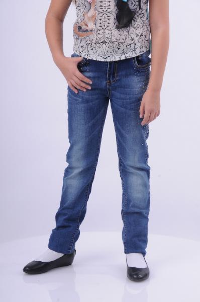 джинсы vitacci для девочки, синие