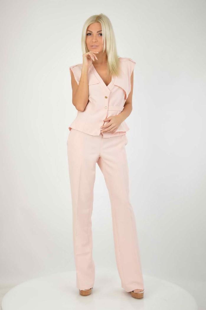 Костюм SELFIE платье lavela цвет светло розовый