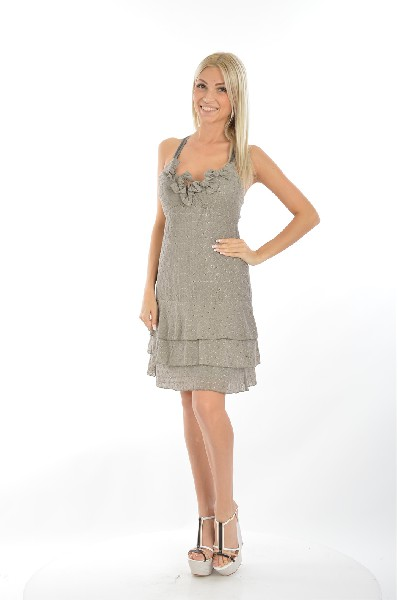 Платье COP.COPINE павлово посадский шелк