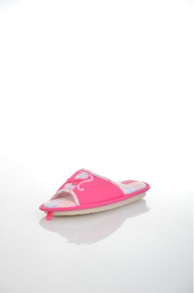 Фото - Тапочки De Fonseca розового цвета