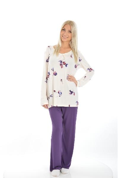 Пижама Triumph пижама жен mia cara майка шорты botanical aw15 ubl lst 264 р 42 44 1119503