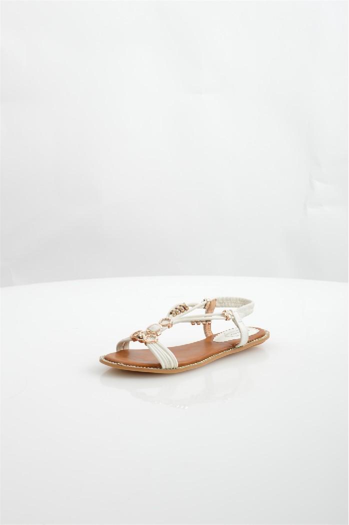 женские сандалии avenir, белые