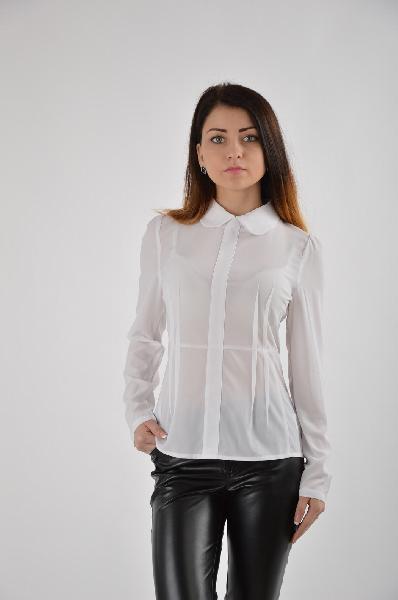 женская блузка fendi, белая