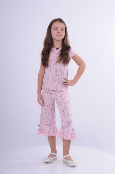 пижама arina ballerina для девочки, разноцветная