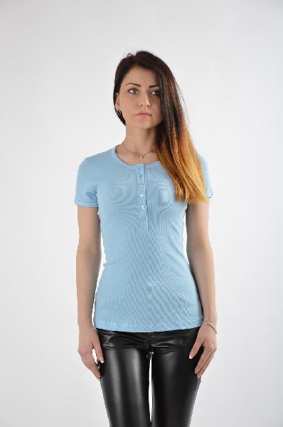 женская кофта dolce & gabbana, голубая