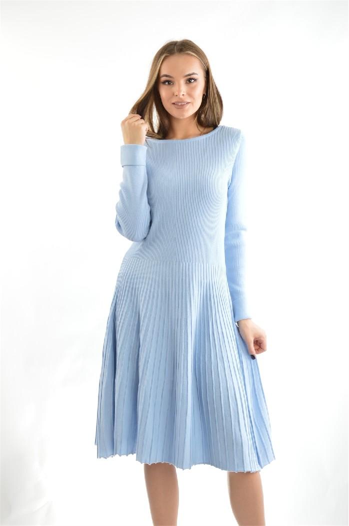 Платье BGN, Голубой