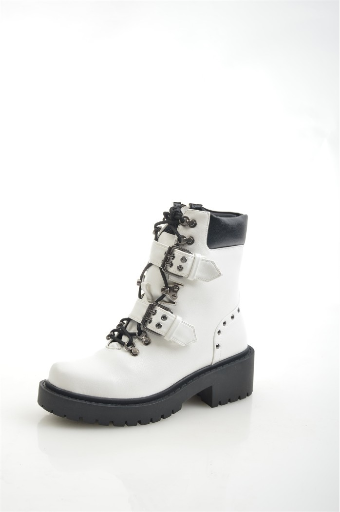женские ботинки wilmar, белые