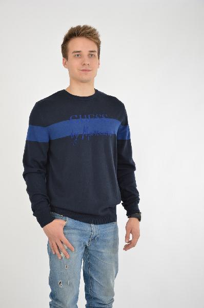 мужской свитер guess by marciano, синий