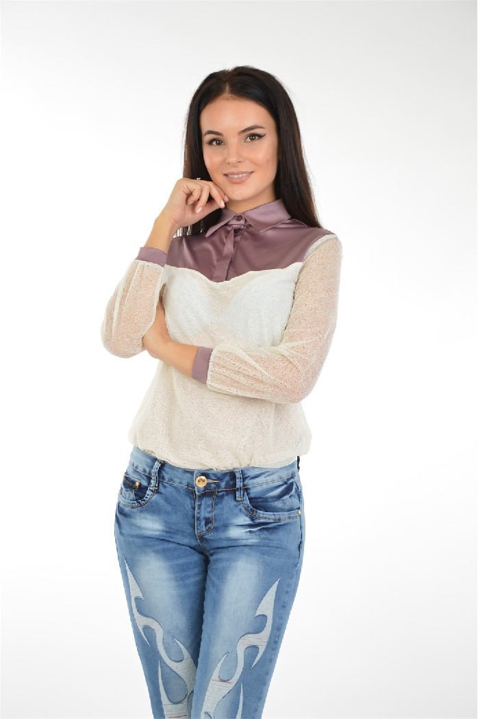 Боди-блузка Viva Donna фото