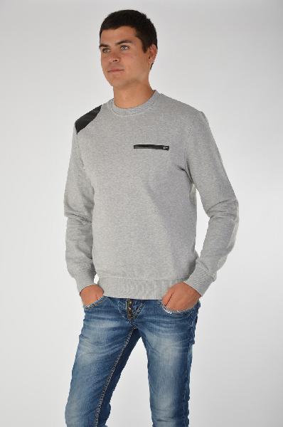 мужской джемпер conver, серый