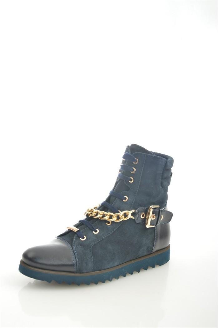 женские ботинки на платформе giotto, черные