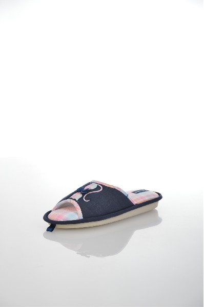 женские тапочки de fonseca, синие