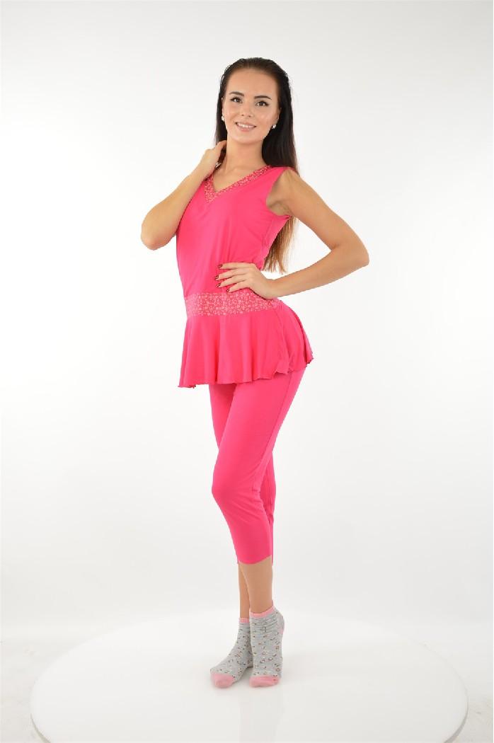 Фото - Комплект KrisLine розового цвета