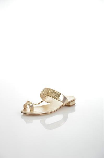 женские сандалии baldinini, платиновые