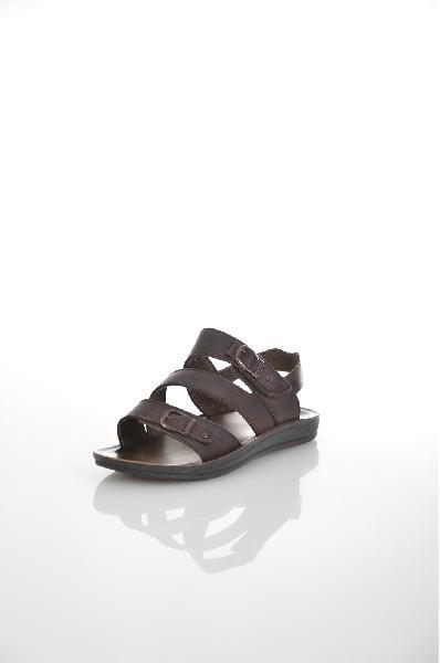 туфли на каблуке vitacci для мальчика, коричневые