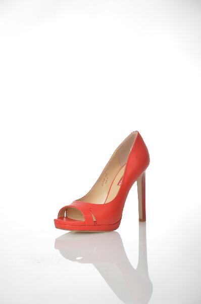 женские туфли paolo conte, красные