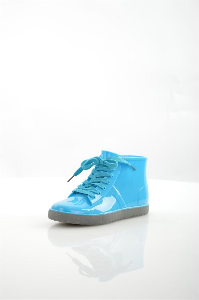 женские ботинки keddo, голубые