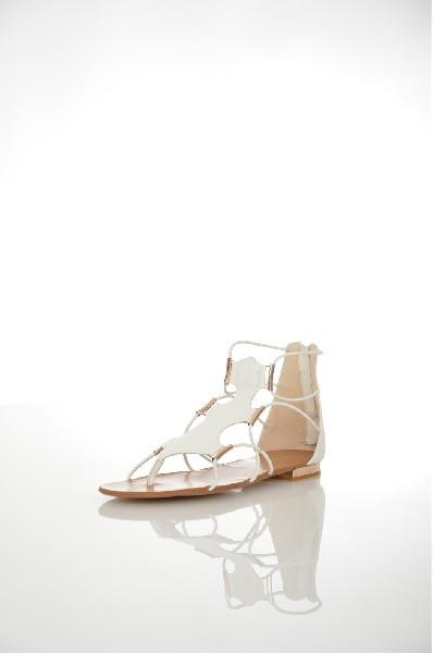 женские сандалии aldo, белые