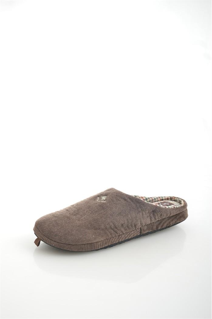 мужские тапочки de fonseca, коричневые