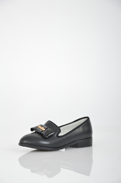 туфли vitacci для девочки, черные