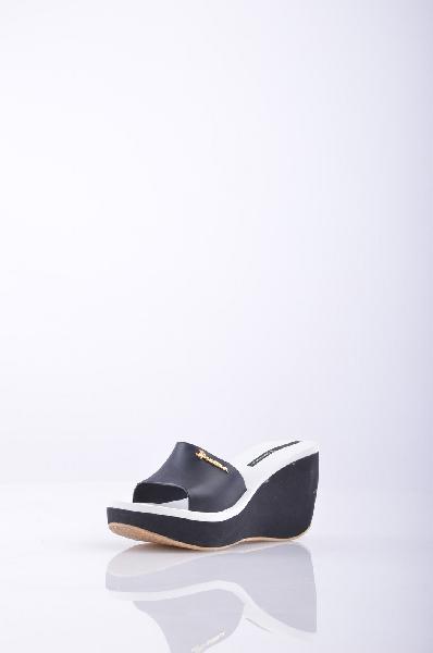 женское сабо на каблуке ipanema, черное