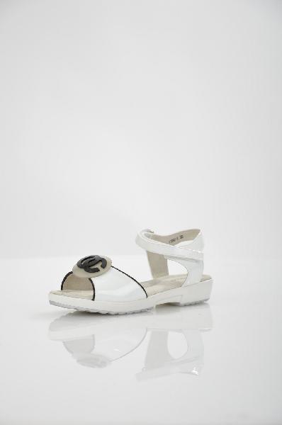 сандалии vitacci для девочки, белые