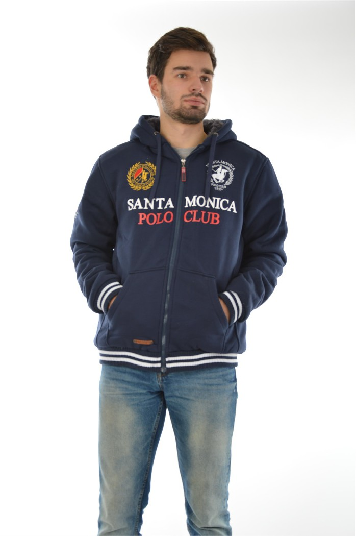 Свитер SANTA MONICA POLO CLUB 6170497 от Brionity
